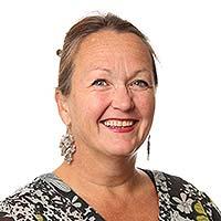 Cat Holten, avdelingsdirektør Digitalisering, Brønnøysundregistrene