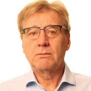 Rolf Jacobsen, fagdirektør, avd. Digitalisering, Brønnøysundregistrene
