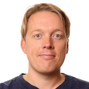 Andreas Rafaelsen, underdirektør avd. Digitalisering, Brønnøysundregistrene