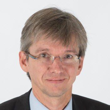 Paul Chaffey, statssekretær, Kommunal- og moderniseringsdepartementet