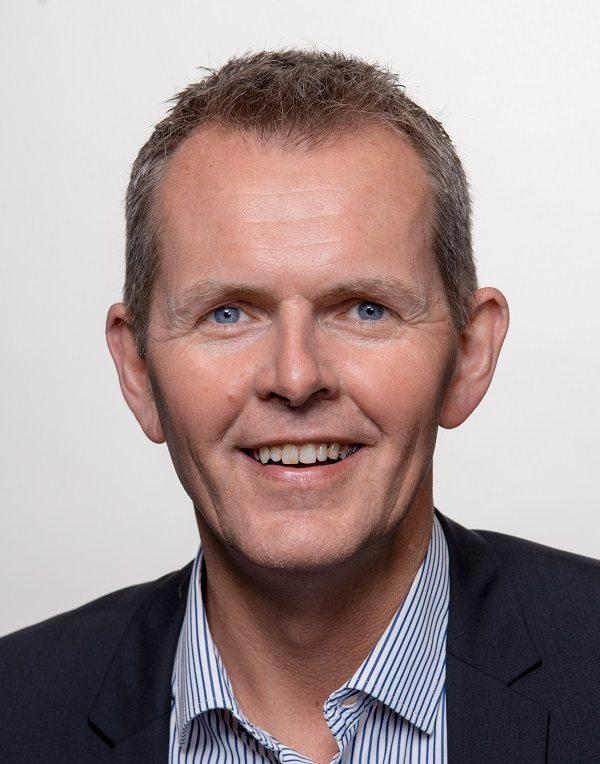 Torbjørn Pedersen, digitaliseringsdirektør, Skedsmo kommune