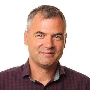 David Norheim, fagdirektør Digitalisering, Brønnøysundregistrene