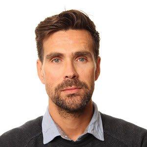 Andreas Hamnes, seniorrådgiver, Direktørens stab, Brønnøysundregistrene
