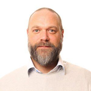 Dirk Lammering, seniorrådgiver, digitalisering, Brønnøysundregistrene