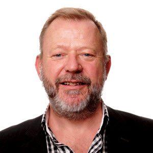 Frank Åseli, seniorrådgiver, avd. digitalisering, Brønnøysundregistrene