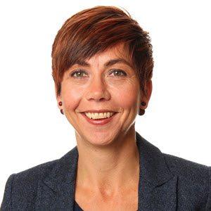 Mette Siri Brønmo, kommunikasjonsdirektør, Brønnøysundregistrene