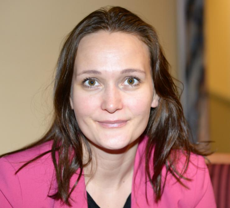 Kristine Aasen, underdirektør, digitalisering, Brønnøysundregistrene