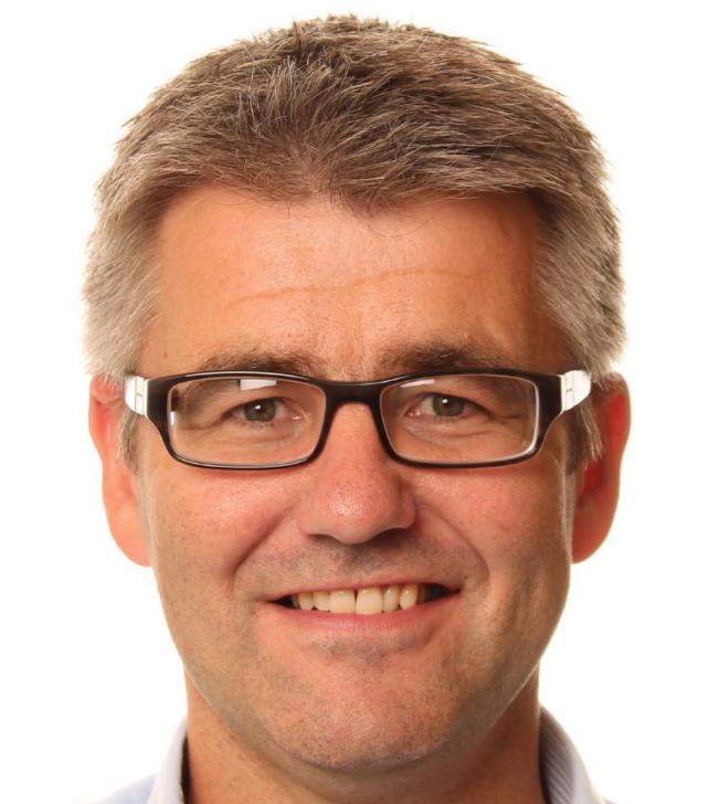 Arnt Kristiansen, underdirektør Registerforvaltning