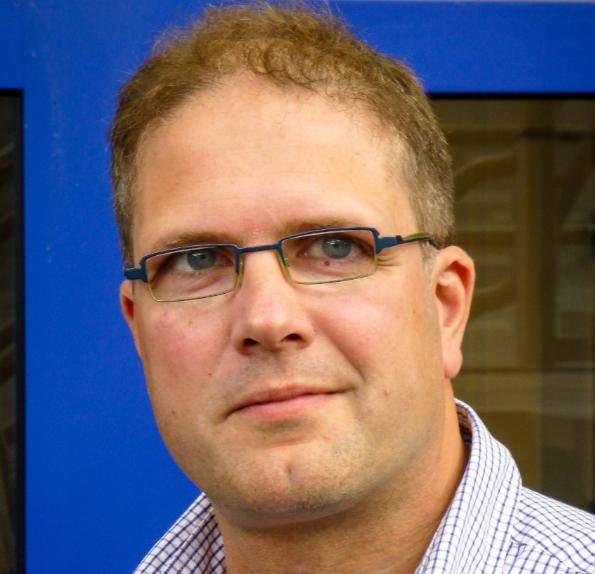 Christian P. Iversen, seniorrådgiver avdeling forenkling og brukerdialog