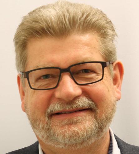 Geir Jacobsen, fagdirektør, Brønnøysundregistrene